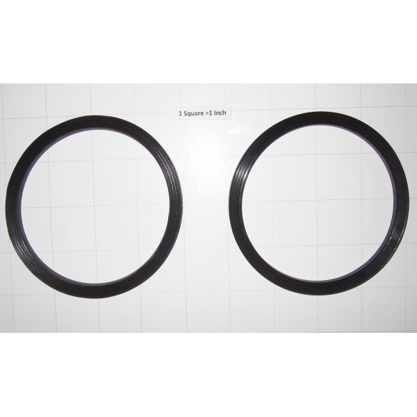 NutriBullet Rx N17-1001 Blender Gasket, Black