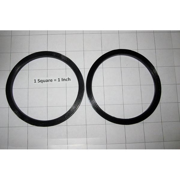 2 Pack Nutri Bullet Rx Blender Gasket for(170...