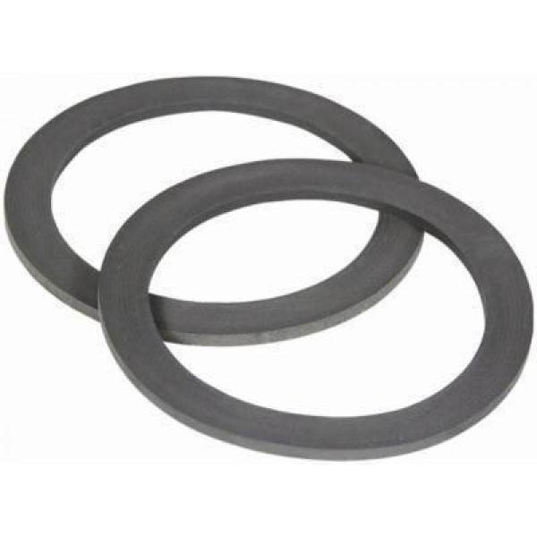 Fab International 2 Pack Replacement Gasket C...