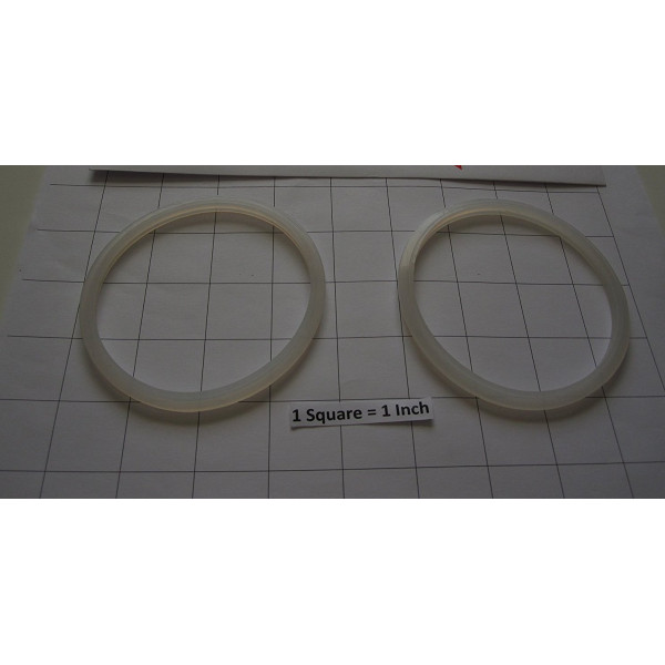 2 NutriBullet Gaskets for Nutribullet Extract...